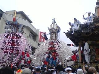 秩父 川瀬祭り
