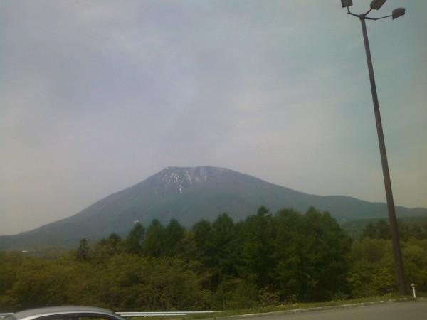 長野県 山々