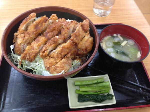 長野県山賊丼